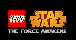 Star Wars Lego Trailer