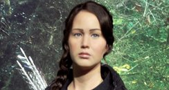 Jennifer Lawrence waxwork