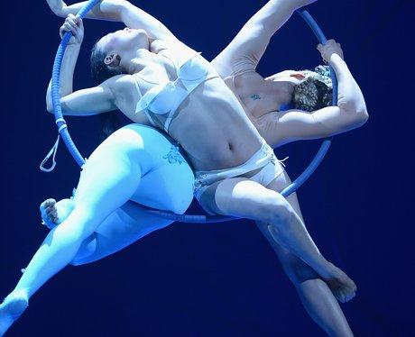 Cirque du soleil erotic