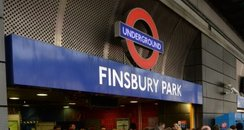 Finsbury Park station overcrowding