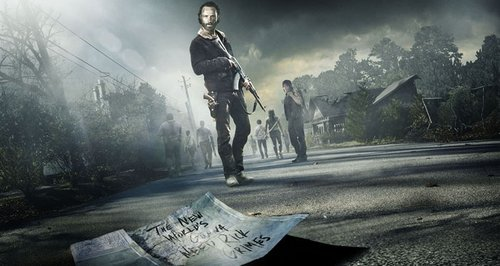 sky, the walking dead