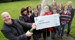Spalding Factory EuroMillions Winners