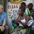 Visiting Ebola Survivors