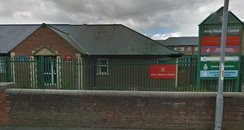 Gateshead army reserve base
