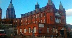 Birmingham Children's Hospital Entrance