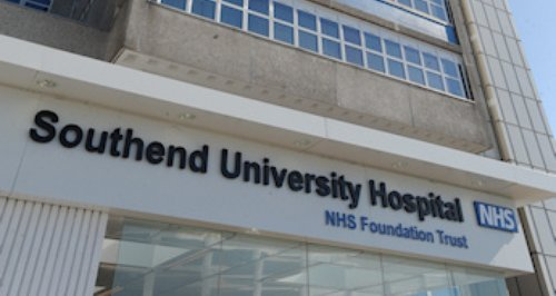 Southend Hospital Pic: NHS