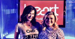Lucy with Kelly Clarkson
