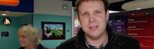Producer Matt Mum