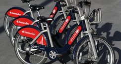 New boris bike santander