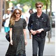 Dakota Johnson and Matthew Hitt split