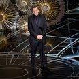 Liam Neeson at the Oscars 2015