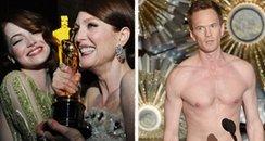 Oscars funnies canvas