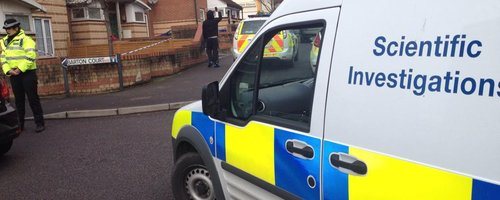 Search for Becky Watts - body parts found