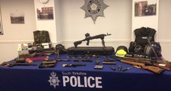 Rotherham weapons arsenal