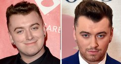Sam smith then and now
