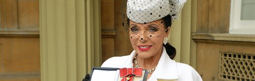 Joan Collins gets Damehood