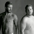 David Beckham and James Corden - Youtube