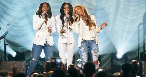 Destiny's Child at Stellar Awards 2015
