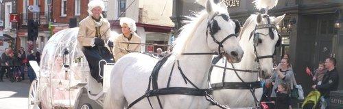 Cinderella Comes To Chelmsford (11 April 2015)