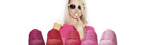 Colour Pop trainers