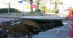 Northampton Sink Hole 1