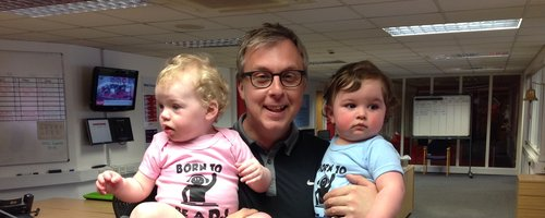 Royal Baby Race