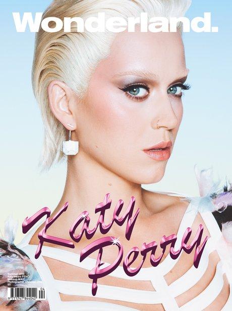 Katy Perry Wonderland Magazine 2015