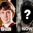 Matthew Lewis Then and Now Neville Longbottom