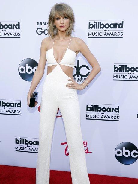 Taylor Swift Billboard Music Awards 2015 Red Carpe