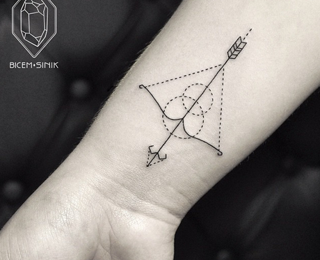 Magical Tattoos That Are Totally Out Of This World - Heart
