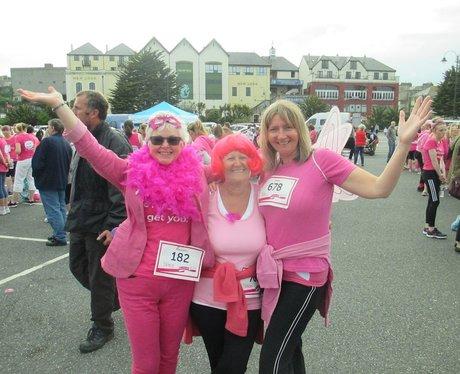 Penzance Race For Life 2015 Start