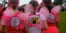 Heart Angels: Race For Life Swindon - Your Message