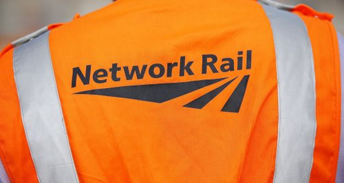 Network Rail worker injured