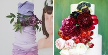 Wedding cakes canvas