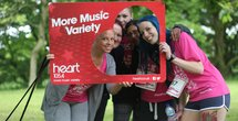 Race For Life Wigan 2015