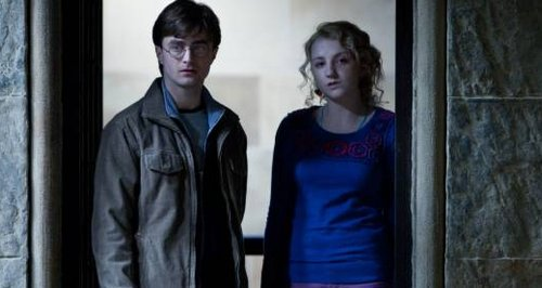 Harry Potter With Luna Lovegood
