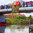 Norwich Duck Race 2015
