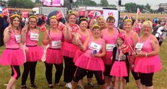 Race For Life, Blackheath