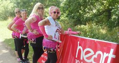 Race for Life, Hampstead