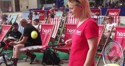 Heart Angels: Cabot Circus Wimbledon 03-04 July 20