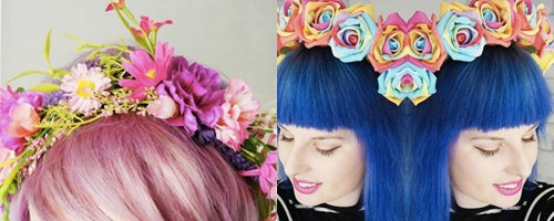 Hair Accessories On Instagram Canvas