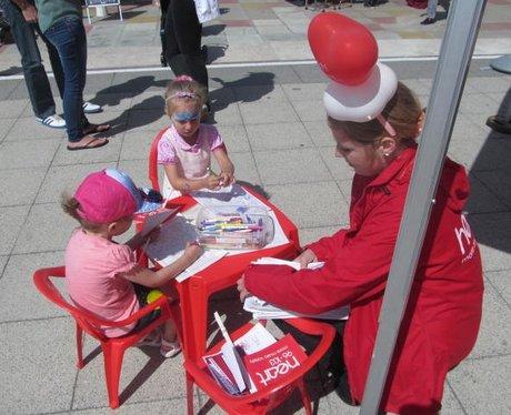 Pavilion Family Fun Day 2015