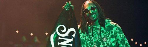 Snoop Dogg Surfboard