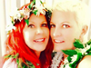 Kate Pierson The B-52s and Monica Coleman married
