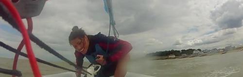 Water Surprise - Sailing