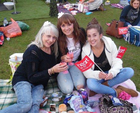 Heart Angels: Luna Outdoor Cinema Day 2