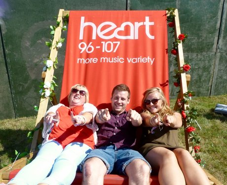 V Festival Saturday - Part 1