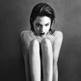 Angelina Jolie naked photograph for sale