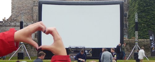 Heart Angels: Luna Outdoor Cinema - Day Three