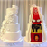 5. Hidden Superhero Wedding Cake